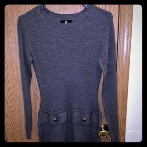Sweater dress Size Small